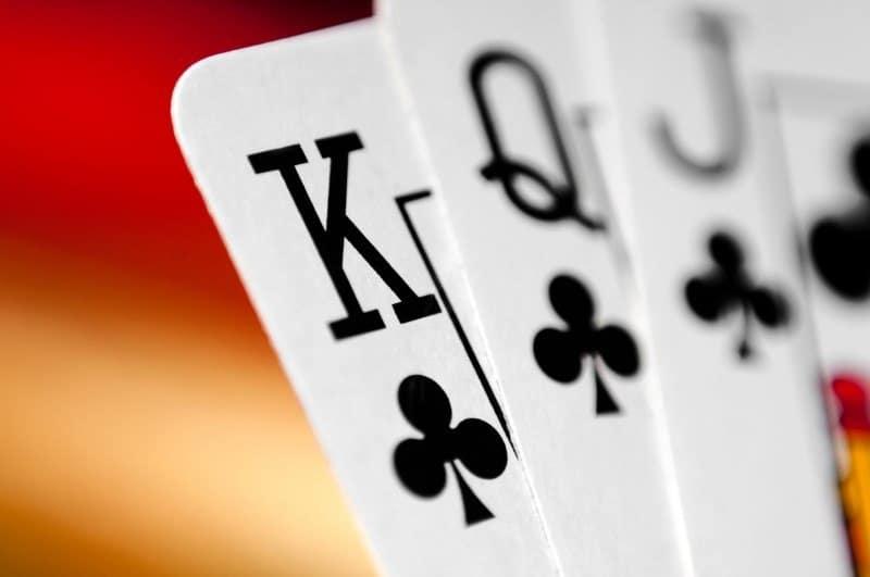 fitness wyzwanie z kartami do gry