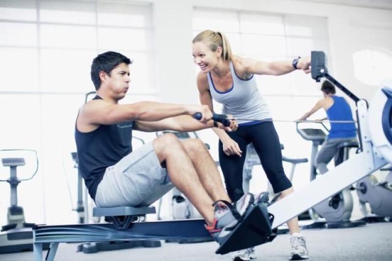 siłownia trener personalny