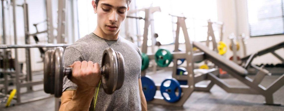 biceps najlepsze ćwiczenia na ramiona